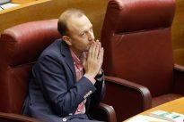 El portavoz de Ciudadanos en las Cortes Valencianas: В«Desde que entré en el partido me están cuestionandoВ»