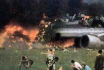 40 años de la barbarie terrorista del Aeropuerto de Los Rodeos, Tenerife, con 583 muertos