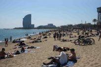 Temporada de playa iniciada por todo lo alto