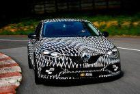 Primera imagen del nuevo Renault Megane R.S.
