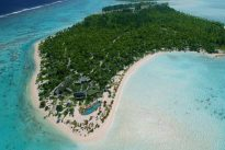 Esta es la isla-hotel de superlujo que aman Pippa Middleton y los Obama