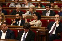 JpSí y la CUP no pueden aprobar solos la ley del voto electrónico, según los letrados