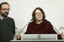 La CUP bloquea una declaración institucional del Parlamento de Cataluña contra el terrorismo de ETA