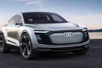 Audi e-tron Sportback, otro eléctrico con cuatro aros