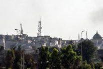 Daesh se atrinchera en las últimas calles que controla en la parte vieja de Mosul