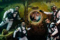 NEEMO, la misión de los astronautas a las profundidades del mar