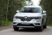 Renault Koleos, cambio de paso
