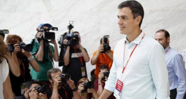 Sánchez deja fuera del Comité Federal a los ex secretarios de Organización y a dirigentes históricos