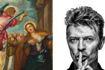 El viaje de ida y vuelta de la primera obra que compró David Bowie