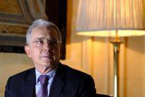 Álvaro Uribe: В«El ataque en Bogotá demuestra que el terrorismo retoma su fuerza en ColombiaВ»