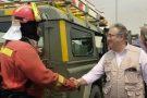Zoido viaja al Campo de Gibraltar para apoyar a los agentes que luchan contra los narcos