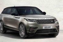 300 caballos para el nuevo Range Rover Velar