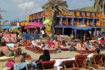 Así es la playa de Ámsterdam que no imaginas