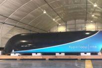 Hyperloop One supera con éxito su primera prueba a gran escala del tren supersónico