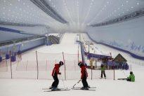 El nuevo complejo cubierto de esquí más grande del mundo
