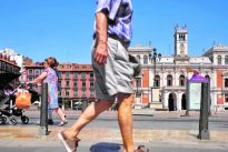 Castilla y León se arma de mobiliario urbano