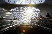 La estación de Cercanías de Sol reabre tras 16 días cerrada