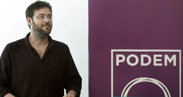 Aumentan las fricciones entre Podem y Podemos por el 1-O
