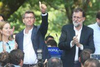 Feijóo contrapone la política leal de Galicia frente a la deriva secesionista