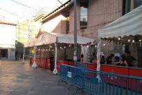 Carmena vuelve a ceder espacio a antisistema en las fiestas de Centro