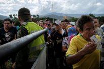 Los venezolanos huyen del régimen de Maduro