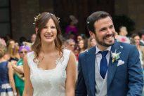 La «boda» a la riojana de Alberto Garzón y Anna Ruiz