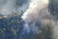 Controlados los incendios de Buñol y Benissa