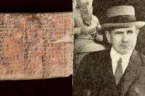 Resuelto el misterio matemático de la tabla de Babilonia hallada por el auténtico Indiana Jones