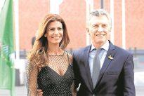 Juliana Awada acentúa su perfil maternal de cara a la batalla política en Argentina