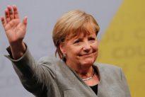 Merkel entra en campaña electoral como garante de la estabilidad económica