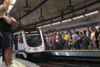 Metro reforzará la línea 1 hasta un 11% durante el cierre de Cercanías entre Atocha y Sol