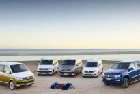 La gama Life de Volkswagen recupera el espíritu de la mítica Bulli