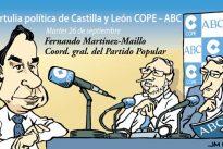 Fernando Martínez Maillo: «Lo lógico, sensato y natural es que Mañueco sea el candidato»