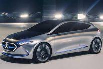 Concepto EQA, ¿será el próximo Clase A eléctrico?