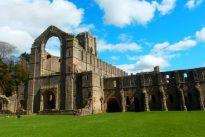Fountains Abbey: las ruinas más grandes de todo Reino Unido