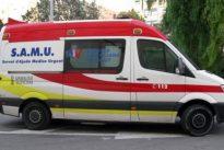 Un peatón muere tras ser atropellado por un coche en la avenida General Avilés de Valencia