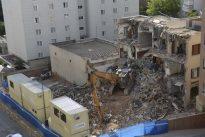 Derriban la histórica sede de TVE en el Paseo de la Habana para construir viviendas de lujo