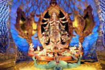 Durga Puya: así es la mayor celebración del mundo