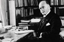 «El círculo se ha cerrado»: Hamsun, un genio «amigo» de Hitler