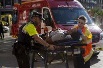 Dan de alta a tres hospitalizados por los atentados de Cataluña y dos siguen graves