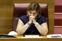 Isabel Bonig acusa a los independentistas catalanes de «dar un golpe de Estado a la democracia»
