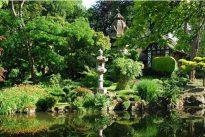 El jardín japonés más grande de Europa está en Francia