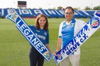 Leganés y Getafe vibran con su primer derbi en Primera: «Esta noche somos las estrellas»