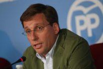 El PP exige a Carmena que impida el acto de apoyo al referéndum de Cataluña por «ofender a la Corona»