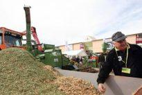 La biomasa evita la emisión de CO2 que genera un tercio del parque móvil al año