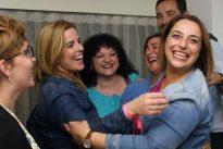 Mirima Andrés revalida su fuerza al frente del PSOE de Palencia