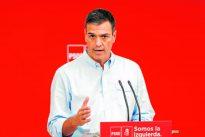 Pedro Sánchez vuelve a enredarse: «Todas las naciones son España»