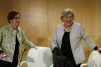 El PSOE, a Carmena, sobre el referéndum ilegal de Cataluña: «No intente quedar bien con todo el mundo»
