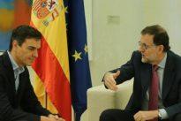 Rajoy, «abierto» a la idea del PSOE de revisar el modelo territorial tras el 1-O