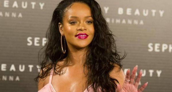 Rihanna Paraliza La Gran Vía Madrileña Por Unas Horas